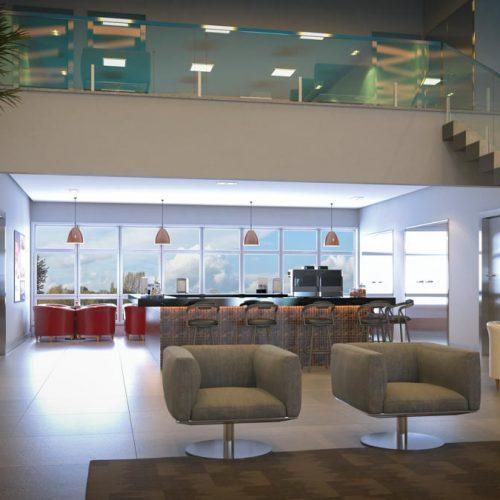 Condomínio Empresarial Panamericano Sorocaba